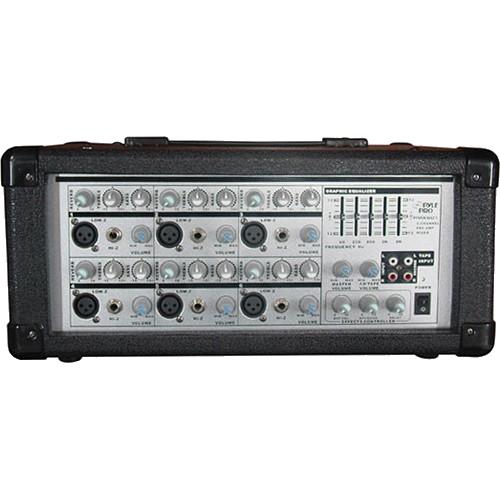150 watt Mono 6 channel
