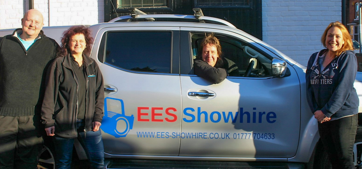 EES Showhire Events Hire Team