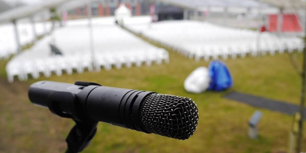 Sound PA Hire for Events