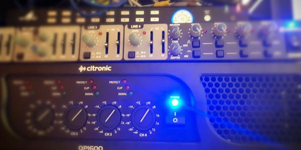 Power Amplifier Repairs