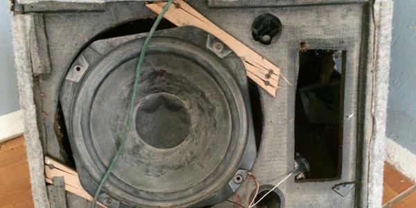 Speaker Repairs