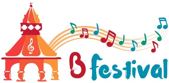 Bingham BFest family music festival stage production by EES Showhire