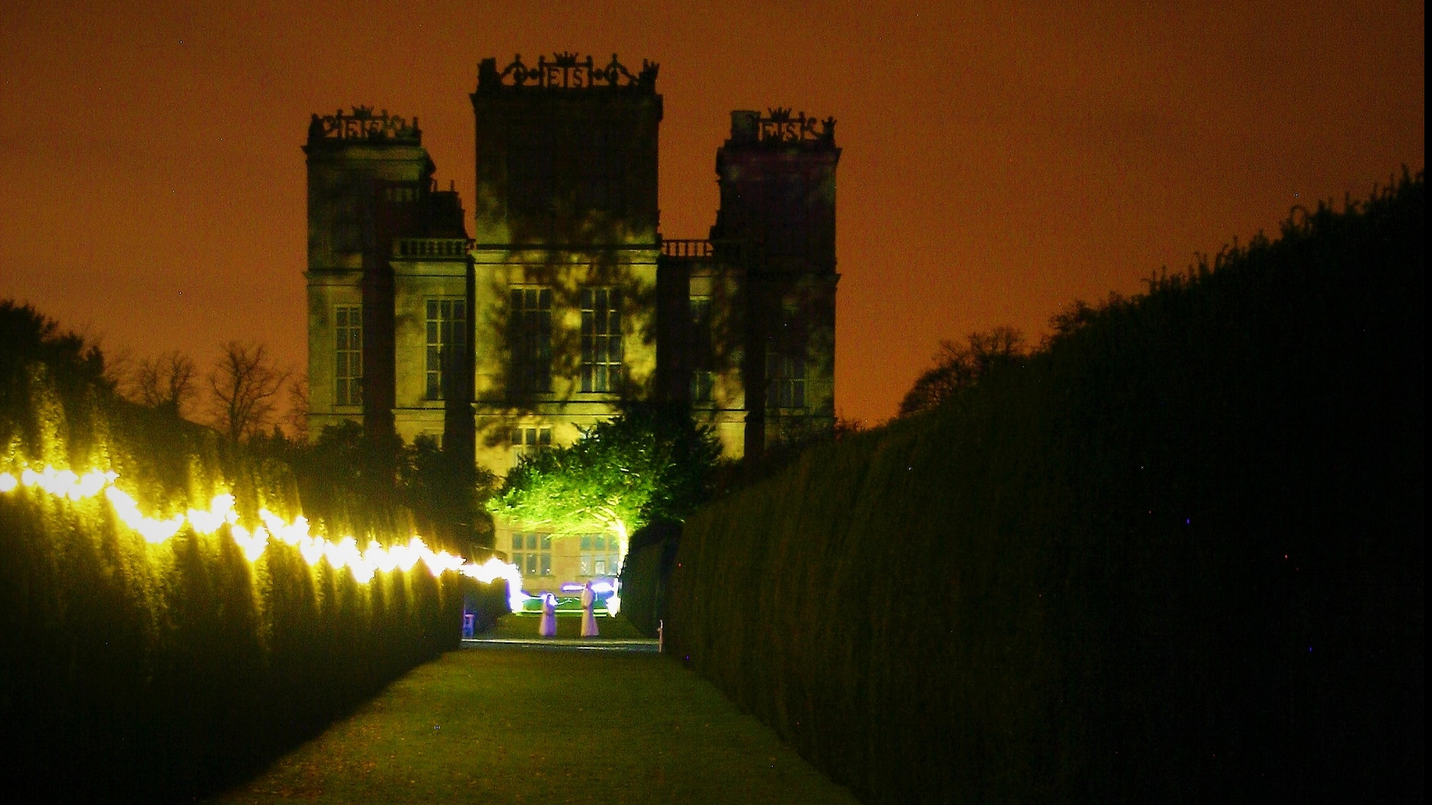 Lighting and event management in Nottinghamshire by EES Showhire National Trust Property