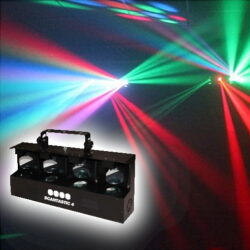 lighting effects LED Hire