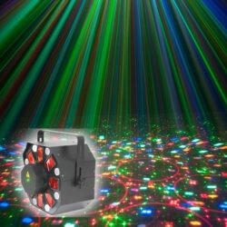 Lighting LED barrel for hire