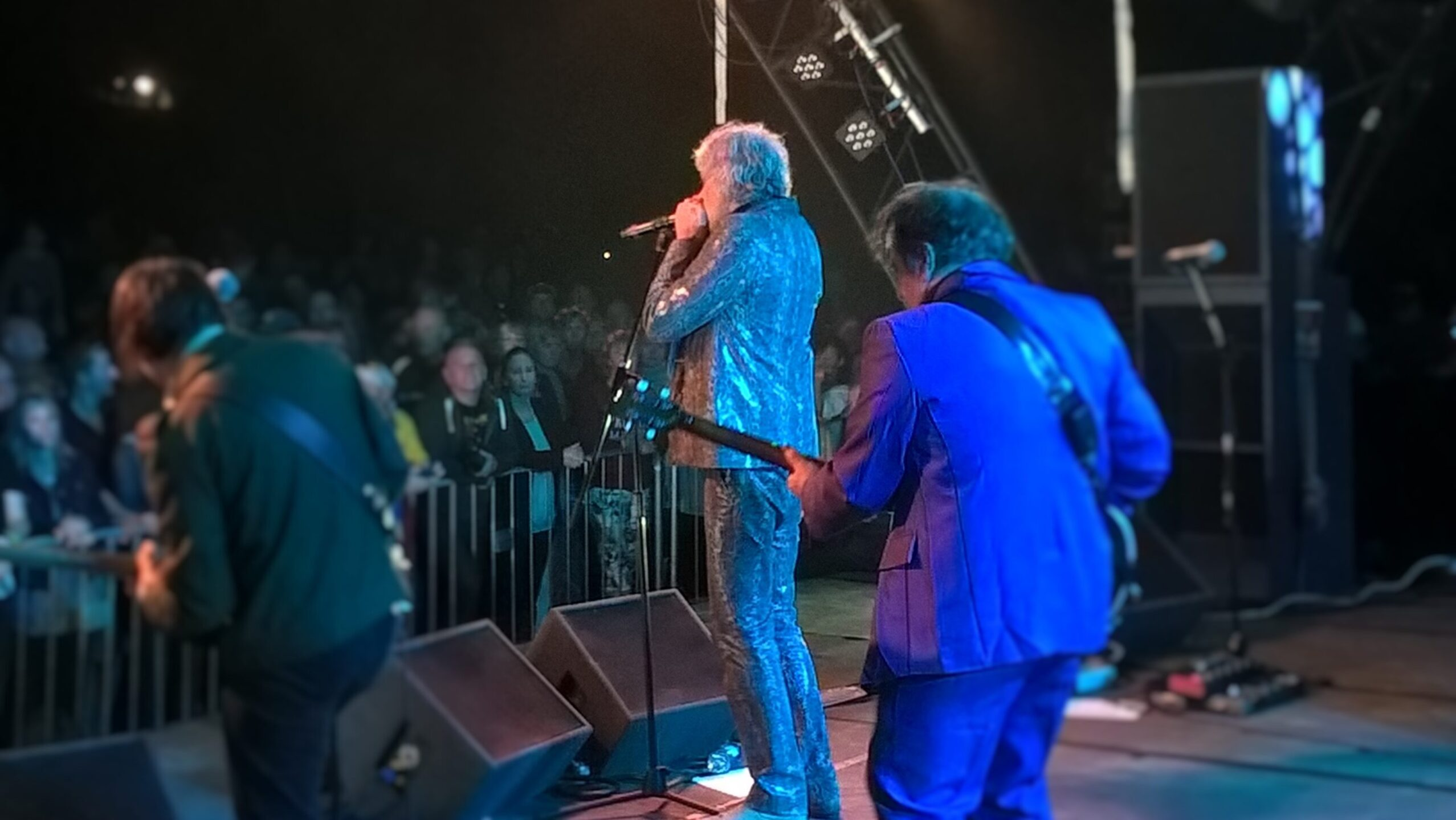 Boomtown Rats Festival Headline Produced by EES Showhire